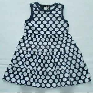 Oblecmimi.cz - Letní puntíkované bavlněné šaty 788477604f